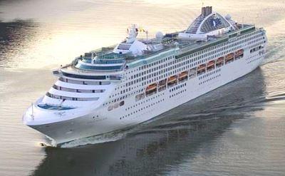 Dawn Princess Cruises to Australia - Direct Line Cruises